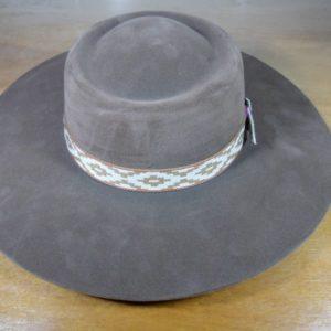 Chapéu de E.V.A. modelo Gaúcho
