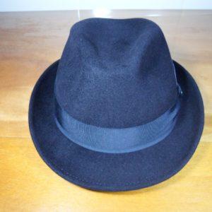Chapéu de feltro 100% pelo de lebre Pralana Centenário