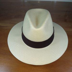 Chapéu Shantung Marcatto. Com protetor solar UV