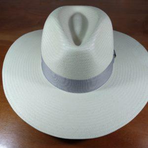 Chapéu aba larga Shantung Marcatto. Com protetor solar UV