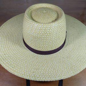 Chapéu Palha/Algodão Rio Branco