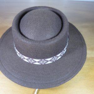 Chapéu de Palha e feltro Sintético Rio Branco