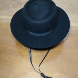 Chapéu de feltro lã Marcatto aba 6