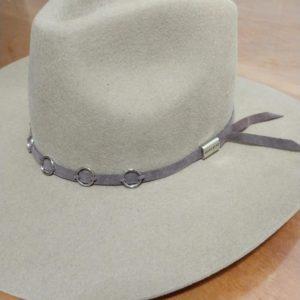 Chapéu de feltro Marcatto modelo Muladeiro