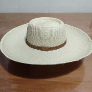 Chapéu em Palha Palm Pralana aba 12