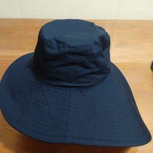 Chapéu aba longa NUCA – de tecido UV