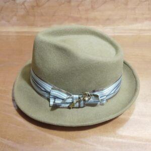 Chapéu de feltro 100% lã Pralana – Vitorino