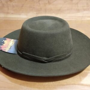 Chapéu Cury pelo e lã Toro Paso III Infantil