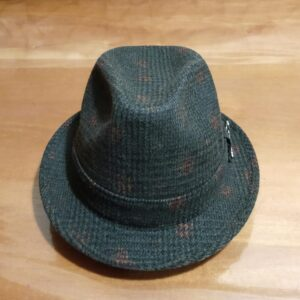 Chapéu de feltro Pralana Fabrizio